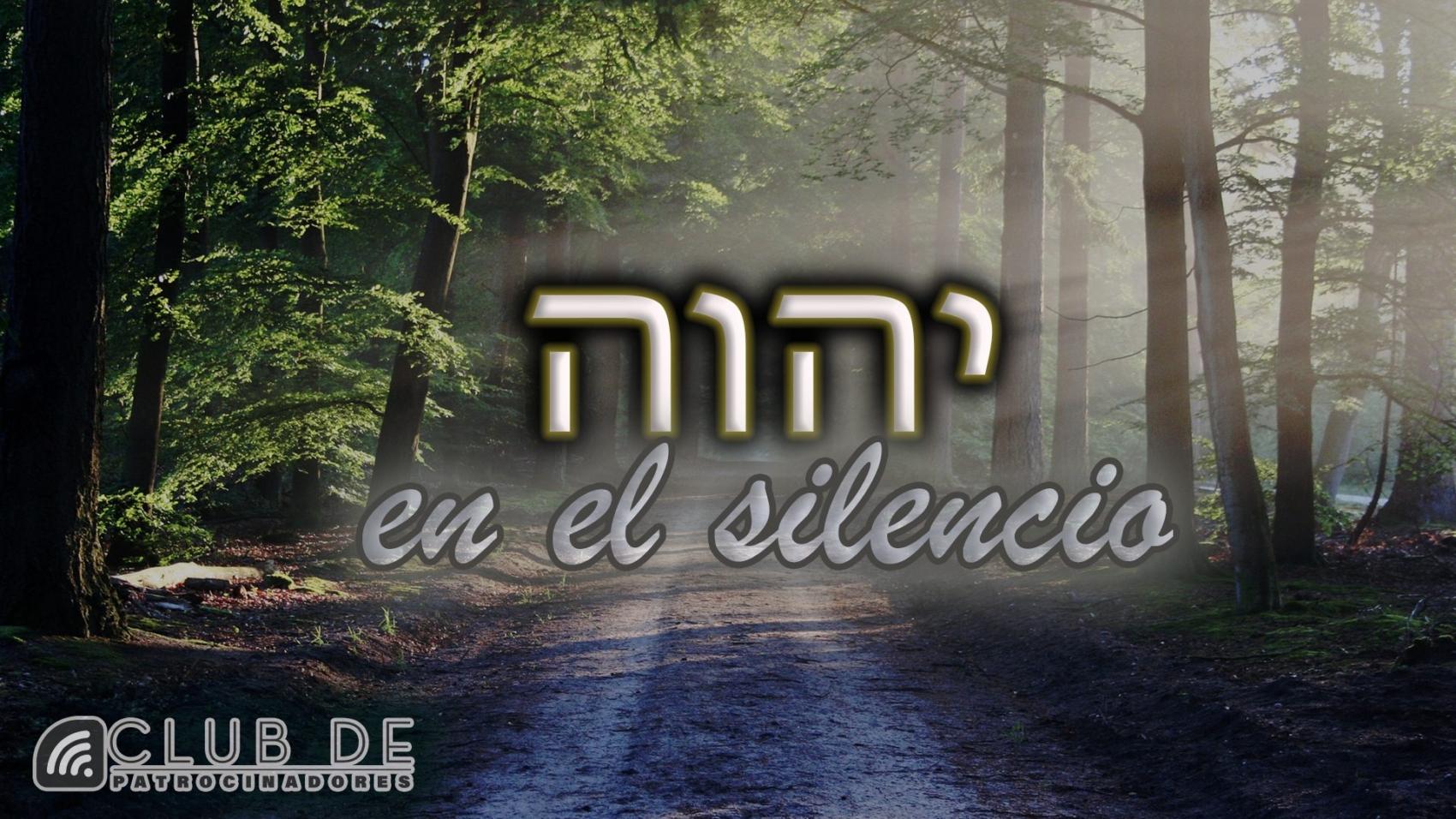 CP_30 - YHVH en el silencio